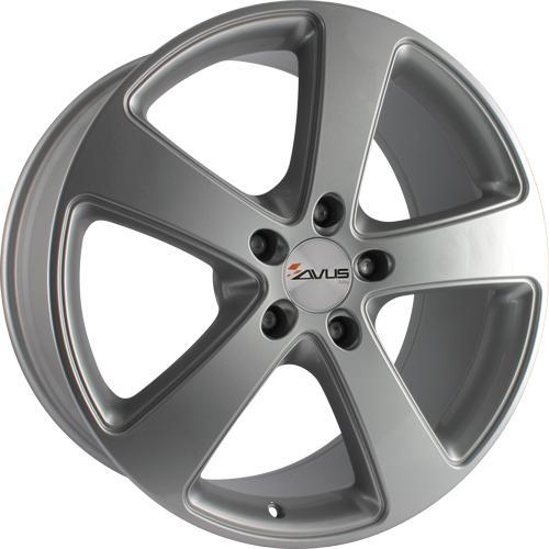 velg Avus AC 516 Hyper Silver