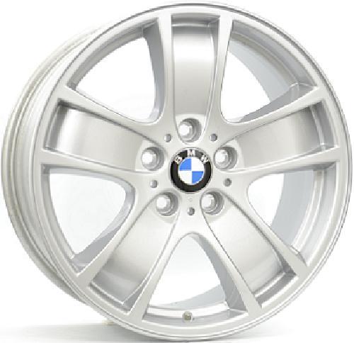 BMW Style 99 zilver velgen