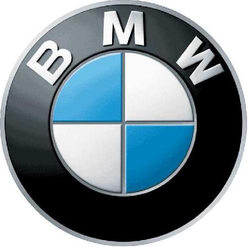 BMW logo lichtmetalen velgen
