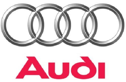 Audi Logo lichtmetalen velgen