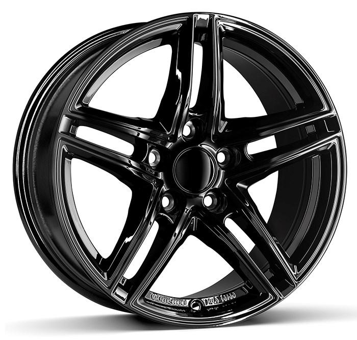 Borbet XR zwart
