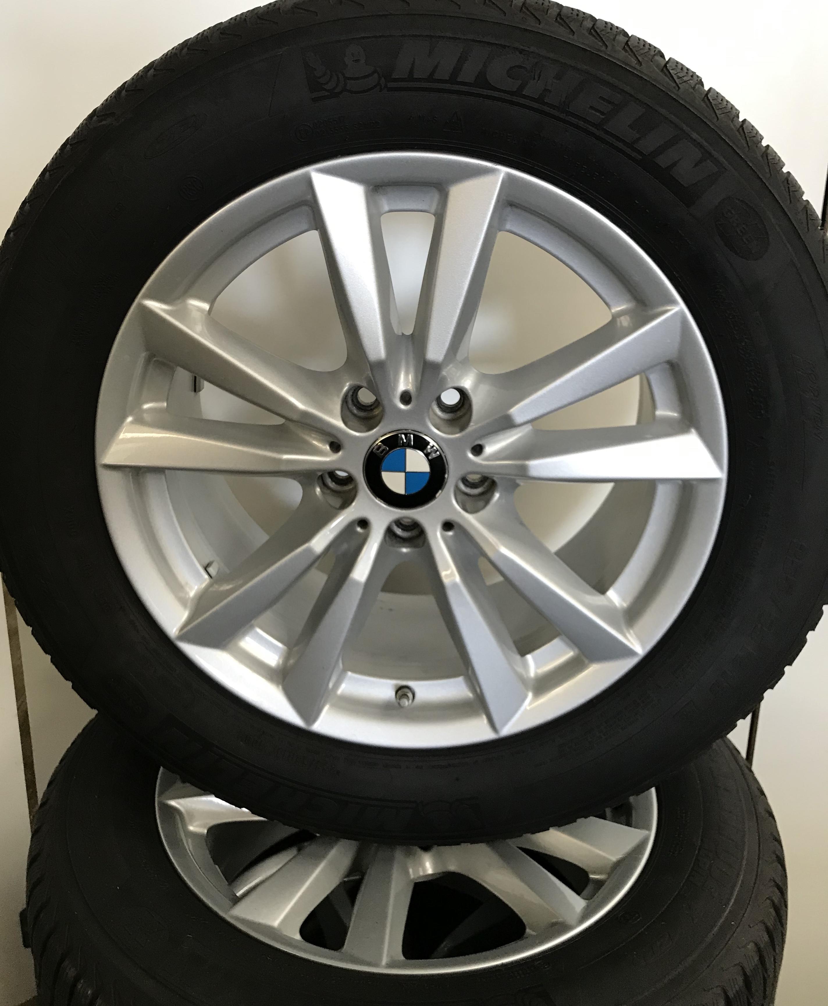 gebruikte set BMW X5 18 inch
