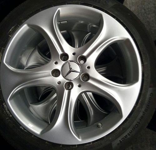 A2054010600/700 origineel Mercedes DEMO breedset